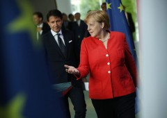Occasione d'oro per l'Italia di spodestare Merkel