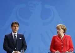 Migranti, piano Conte mette a rischio Merkel