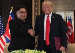 """Trump, """"Corea del Nord non è più minaccia nucleare"""""""