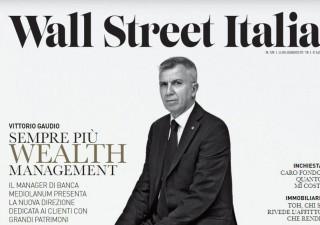 È in edicola il numero di luglio/agosto di Wall Street Italia