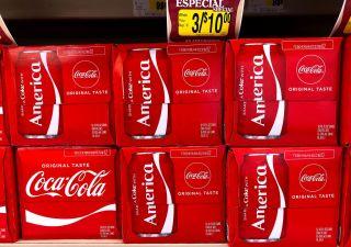 Dazi colpiscono la Coca Cola: prezzi al rialzo negli USA