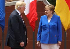Nato, Trump smaschera Germania: ipocrita con la Russia