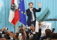 """Austria shock: """"Azzeriamo richieste di asilo in Ue"""""""
