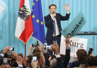 Austria shock: