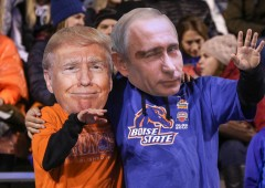 Trump stringe la mano a Putin, Ue teme nuovo ordine mondiale