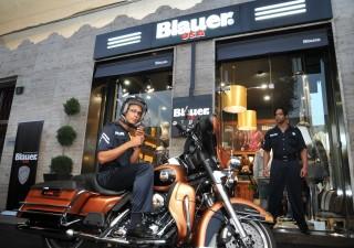 Moda: il gusto italiano si unisce con la tecnica di Blauer Usa