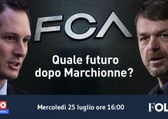 Speciale FCA – Quale futuro dopo Marchionne?
