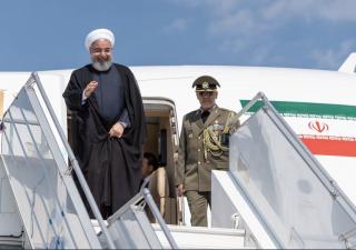 Presidente Iran in Europa per salvare accordo nucleare