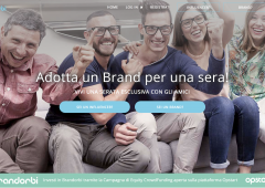 "Brandorbi: primo crowdfunding per ""l'Airbnb dell'Influence Marketing"""