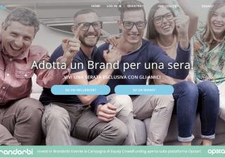 Brandorbi: primo crowdfunding per