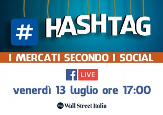 #Hashtag, i mercati secondo i social – #Giocodazzardo, problema risolto con dignità?