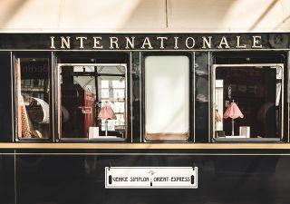 In viaggio sull'Orient-Express