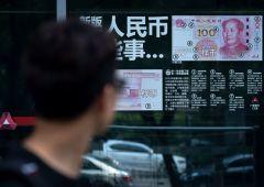 Cina perde lo status di secondo mercato azionario mondiale
