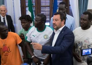 Caso Diciotti: procura indaga Salvini per sequestro di persona