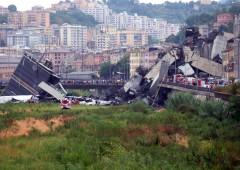 """Ponte Morandi, Toninelli: """"Lo ricostruiremo coi soldi di Autostrade"""""""