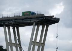 """Toninelli: """"Ponte Morandi ricostruito con i soldi di Autostrade"""""""