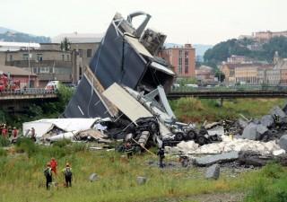 Tragedia ponte Morandi ha i suoi nemici