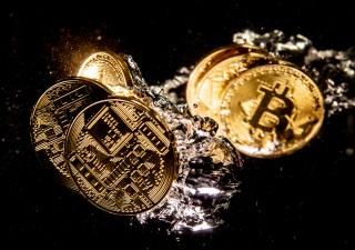 Bitcoin ai minimi da oltre un anno: