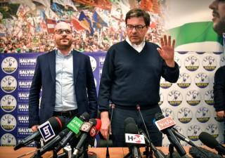 Giorgetti: attacchi speculativi contro l'Italia, Spread ai nuovi massimi