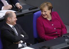 """Guerra dazi, Scholz: """"Ci saranno solo perdenti"""""""