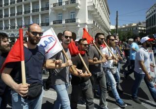 Grecia, sovranità economica illusoria: bailout