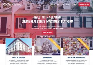 Crowdfunding, Walliance si piazza al terzo posto in Italia