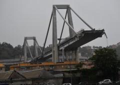 Genova: il Ponte Morandi non c'è più, demolizione definitiva