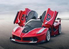 Ferrari punta sull'ibrido: nuovi modelli futuristici