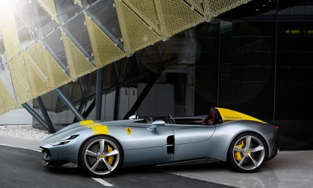 Modello Monza SP