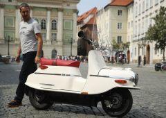 Cezeta: la risposta comunista alla Vespa in versione elettrica