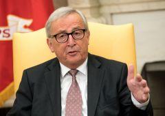 """Juncker: la """"Brexit è un disastro"""""""