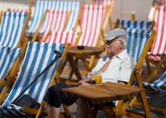 Vacanze per i pensionati: offre l'Inps