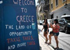In Grecia l'evasione fiscale si combatte con i droni