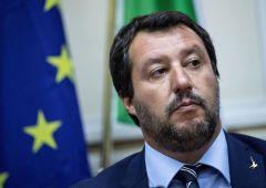 """Salvini: """"Ogni mattina prima di chiamare i figli controllo lo Spread"""""""