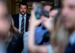 """Manovra, Salvini: """"Priorità superare la legge Fornero"""""""