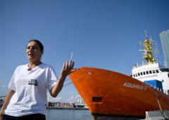 """Aquarius torna per volere della Francia. Salvini ribadisce: """"Porti chiusi"""""""