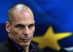 "Varoufakis: ""Economia italiana non sostenibile"""