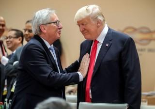 Dazi, Trump minaccia di nuovo l'Ue
