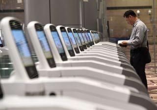 A Singapore l'aeroporto del futuro, senza esseri umani