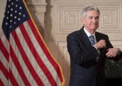 Fed verso primo taglio dei tassi in dieci anni