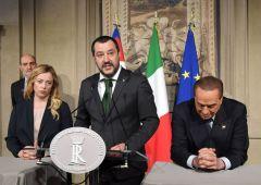 """Centrodestra si ricompatta, Lega al M5S: """"Rispettiamo contratto"""""""