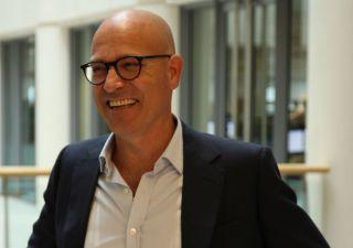 Richard Haxe, responsabile per l'Europa di Investec am