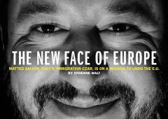 """Time mette Salvini in copertina: """"Il più temuto d'Europa"""""""