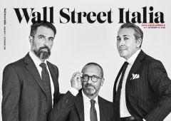 È in edicola il numero di settembre di Wall Street Italia