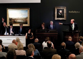 Sotheby's, 50 anni di aste e passione per l'Italia