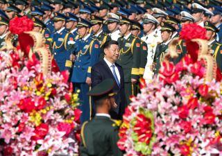 Cina, Xi Jinping al comando militare: