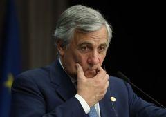 """Manovra, Tajani: """"la bocciatura Ue? L'Italia rischia molto"""""""
