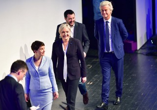Un terzo del prossimo Europarlamento sarà euroscettico