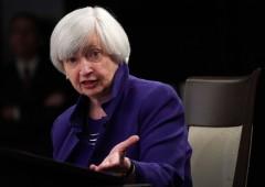 Yellen critica Trump e il mercato azionario si indebolisce