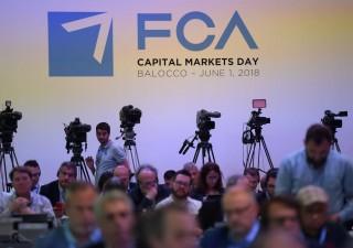 FCA investe $4,5 miliardi negli Stati Uniti, spinta anche a modelli elettrici